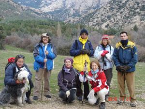 27-11-2010: Excursión a la Pedriza