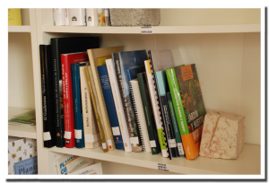 Biblioteca de ARBA – Tres Cantos