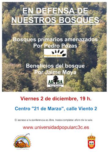 2-12-2011: En defensa de Nuestro Bosques
