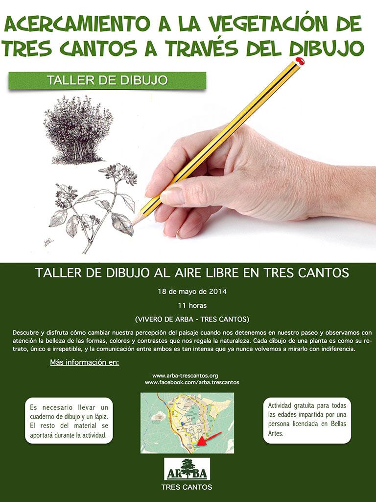 Taller de Dibujo – 18 de mayo 2014