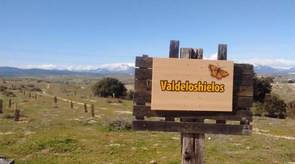 Recogida de residuos a Valdeloshielos – 8 de mayo 2016