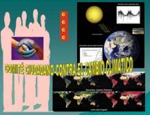Reunión del Comité Ciudadano contra el Cambio Clímatico – 13 de Mayo 2016