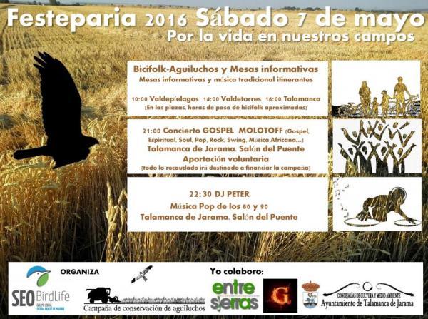 FESTEPARIA 2016 – Sábado 7 de mayo