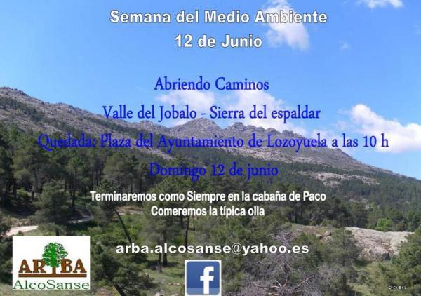 Actividades de ARBA Alcosnse en el mes de junio 2016