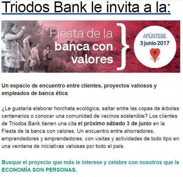 Fiesta de la banca con valores – 2 de junio 2017